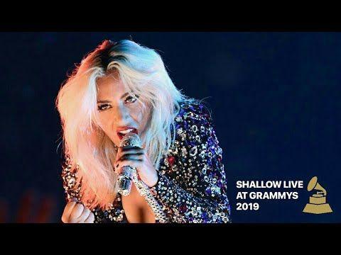 Lady Gaga Shallow Live At Grammys 2019 Lady Fing