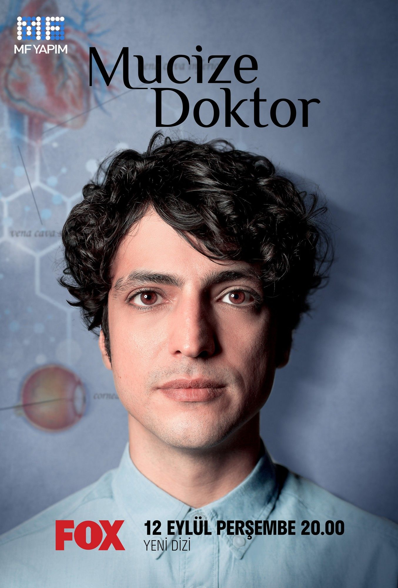 الطبيب المعجزة Drama Tv Series Doctors Series Tv Series