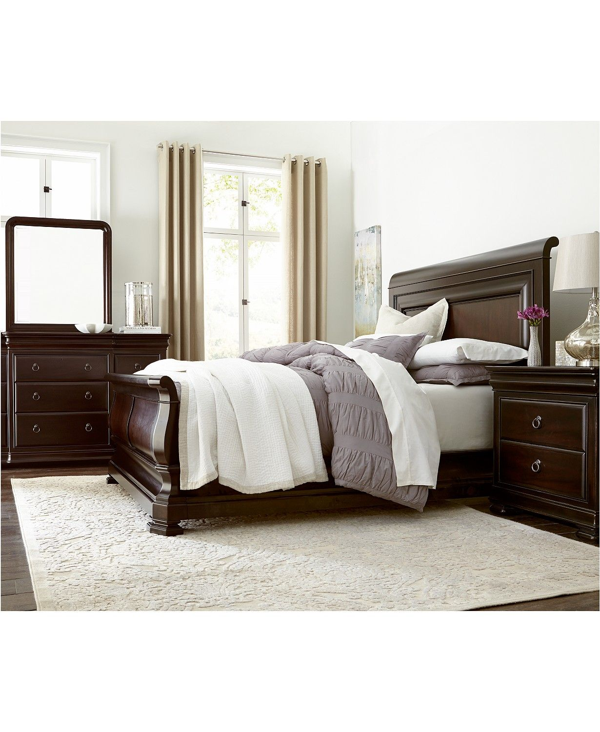 Morena Bedroom Furniture Collection, Created for Macy's ...