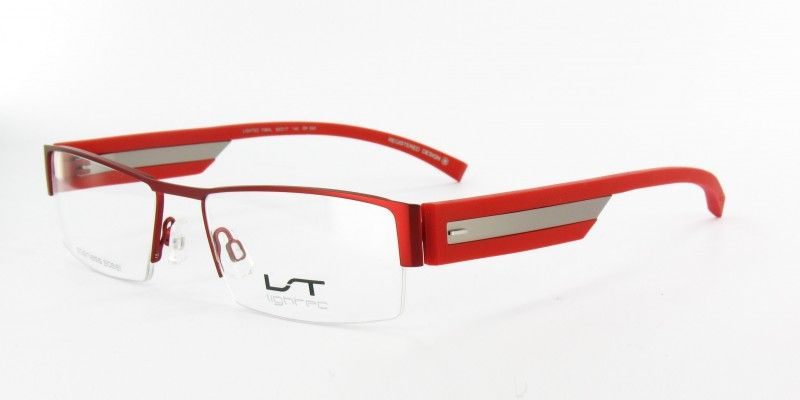 red glasses: Lightec Alpha 17 (available in additional colors) | LT ...