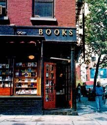 Three Lives and Company  Bookstore  154 West 10 St.
