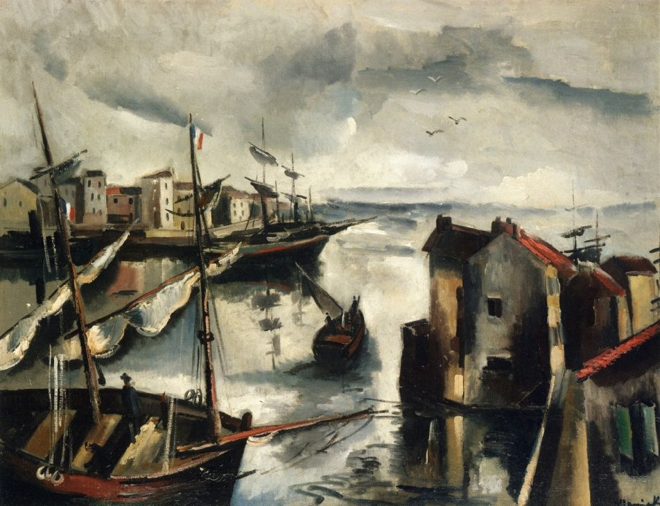 Fishing port Maurice de Vlaminck