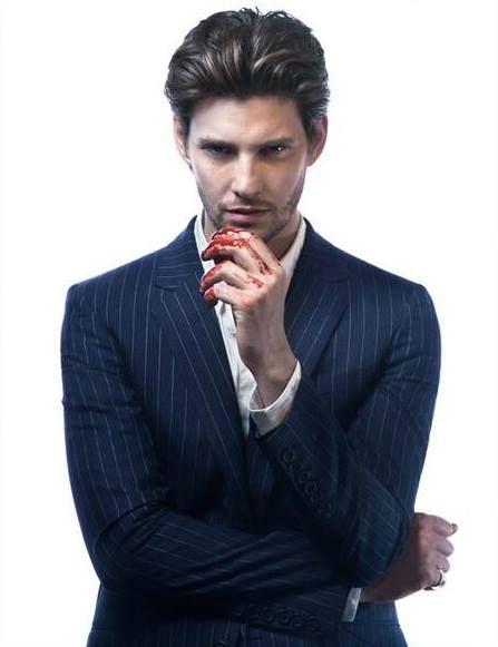 Photo of #Dimitri has just turned into #Strigoi. #Dimka #Dimitri #VA #VampireAcademy #BenBa …