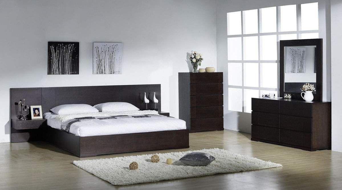 Elegant Quality Modern Bedroom Sets With Extra Long Headboard Modern Bedroom Furniture Sets Contemporary Bedroom Sets Modern Bedroom Set