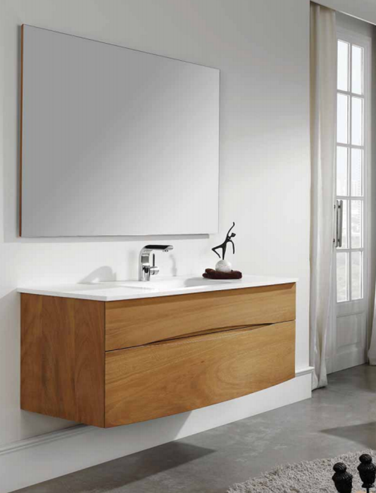 Simple Meuble Salle De Bain Une Vasque