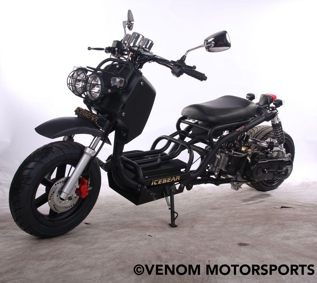 50cc Maddog Scooter