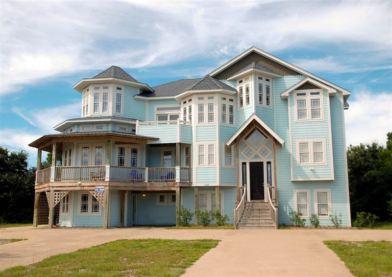 A Perfect 10 Oceanside Home In Whalehead Corolla Outer Banks Vacation Outer Banks Rentals Vacation Home