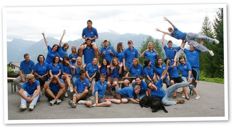 Camp Suisse summer job
