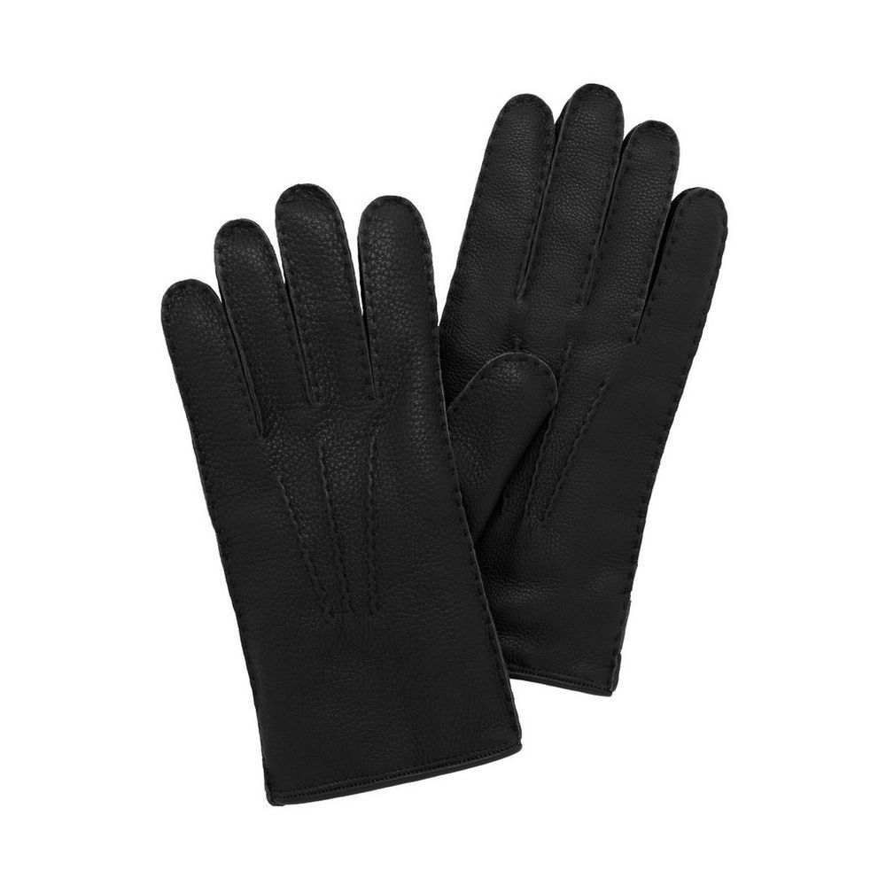 James bond leather driving gloves - Daniel Craig Aka James Bond Wears These Black Deerskin Gloves From Luxury Leather Brand Mulberry As