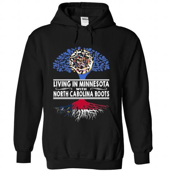 Living in Minnesota with North Carolina Roots