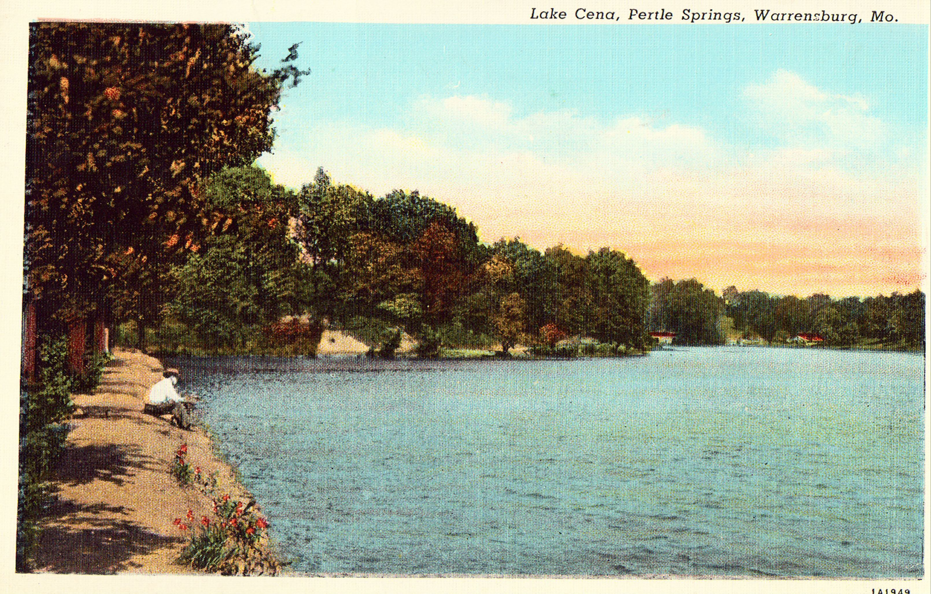 Lake Cena Pertle Springs Warrensburg Missouri With Images