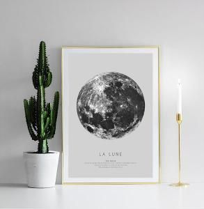 La Lune, julisteet