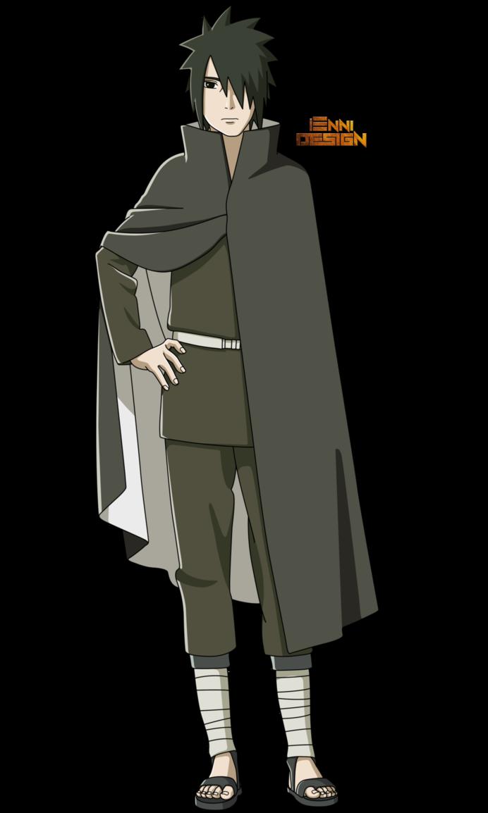 Naruto ShippudenSasuke Uchiha (Sasuke Shinden) by