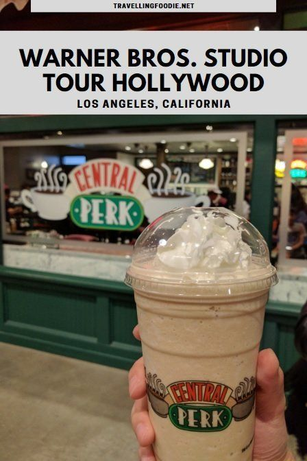 Warner Bros. Studio Tour Hollywood: Live Your Favourite Shows & Movies
