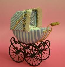 miniature pram images - Google Search