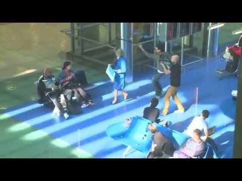 KLM España Flat or Not - YouTube