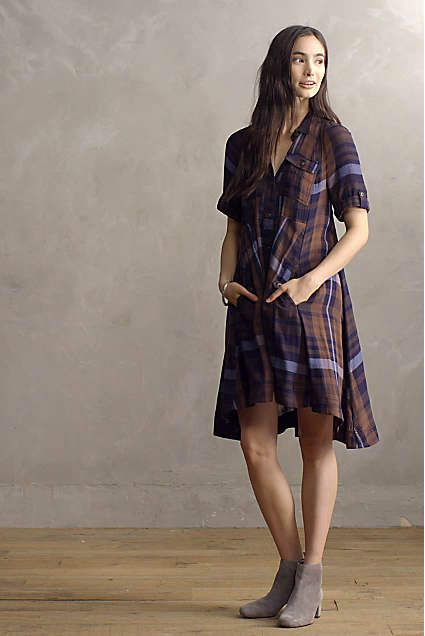 Lexington Shirtdress - anthropologie.com