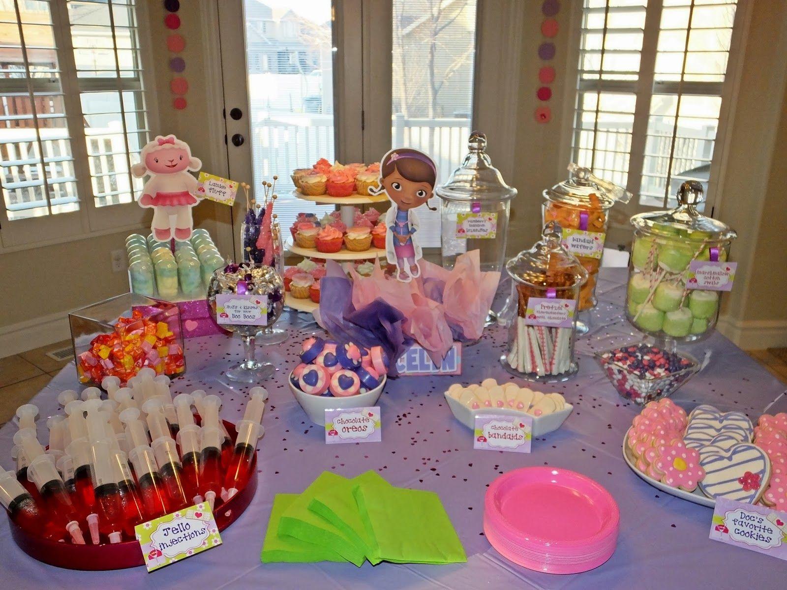 Doc mcstuffins bandages doc mcstuffins party ideas on pinterest doc - The Doctor Themed Food Doc Mcstuffins Birthday