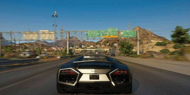 Gta 5 Naturalvision Remastered Mod Is Photorealistic Grand Theft Auto Gta Gta 5