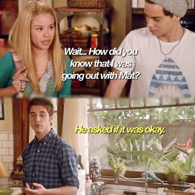 The fosters 2x08