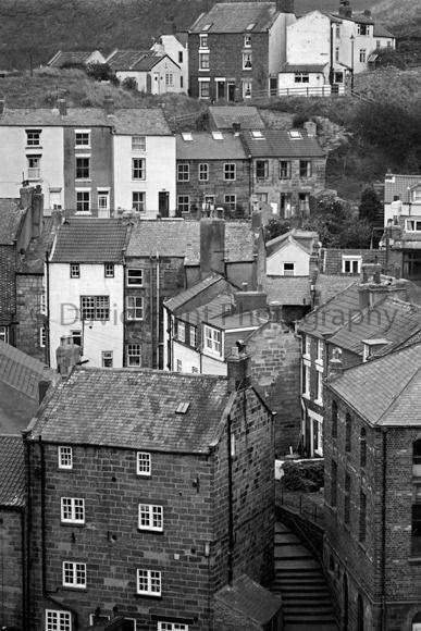 Staithes Village View