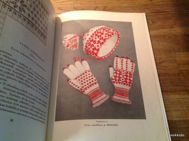Lisää Kintaita ja muita neuletöitä, Olki Mary, Wsoy, 1952 (#335537) - Antikvariaatti.net