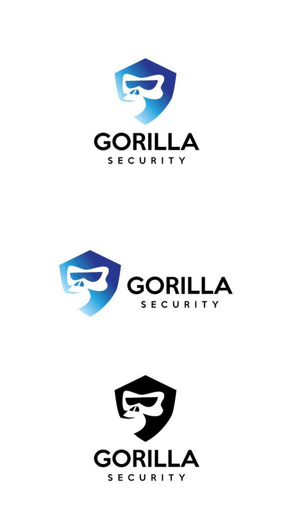 Security Gorilla Logo @creativework247 | Templates - Templates ...