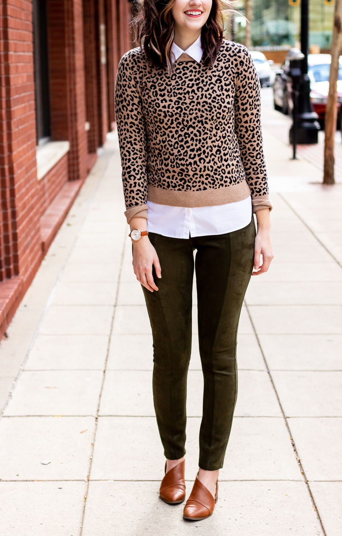 f7fd0336758 how to style a crewneck sweater for fall