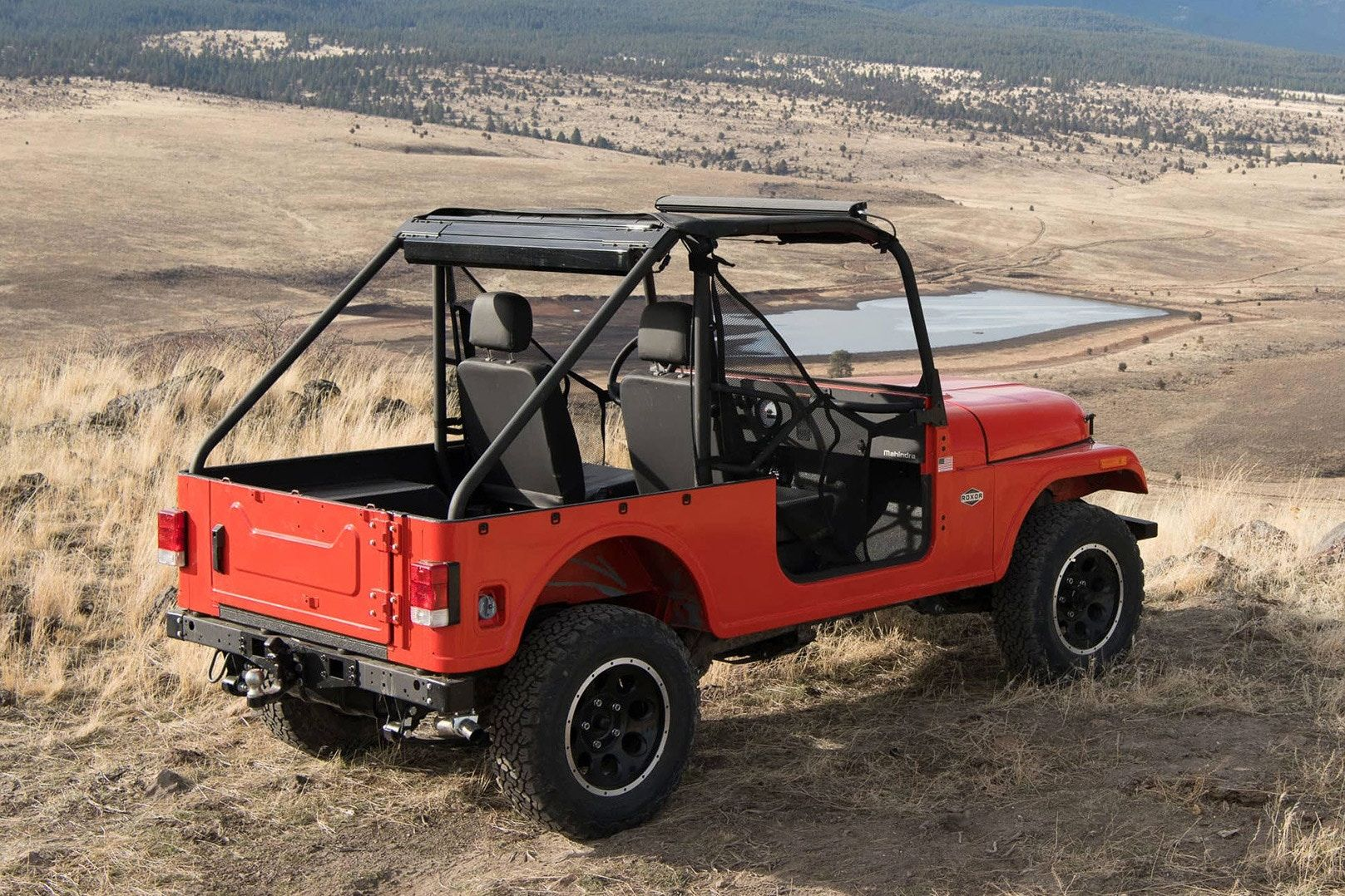 The Mahindra Roxor Is Perfect For Modern Outdoors Adventures