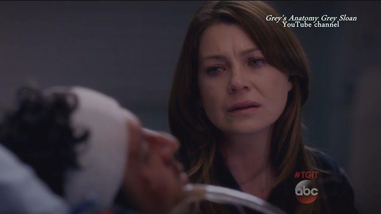 Greys Anatomy 11x21 End Scene Part 1 Derek Dies How To Save A