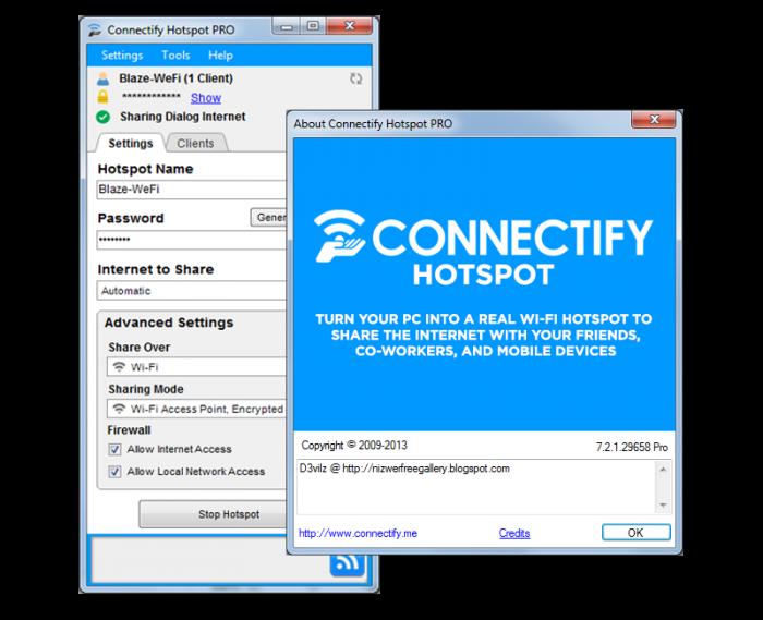Free Download Connectify Hotspot Offline Installer | Stuff