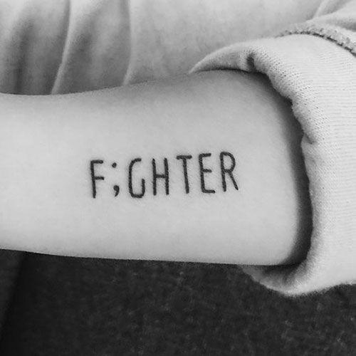 Mental Health Tattoo Ideas