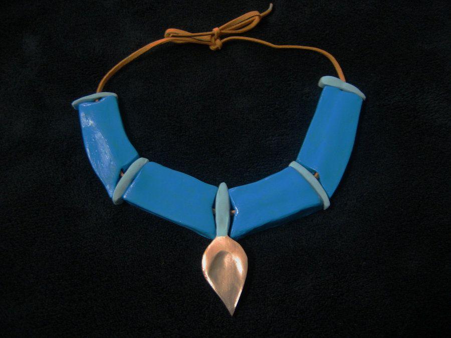 Pocahontas' Necklace By Iambrose777.deviantart.com On