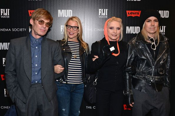 "Debbie Harry Photos - Debbie Harry (2nd from R) and guests attend The Cinema Society With FIJI Water & Levi's screening of ""Mud"" at The Museum of Modern Art on April 21, 2013 in New York City. - Arrivals at the 'Mud' Screening in NYC"