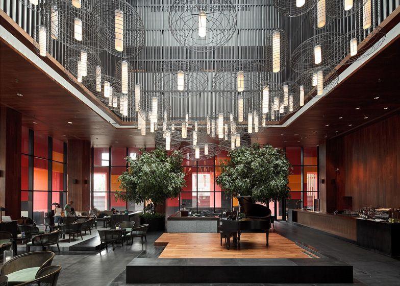 Los Reconocidos Arquitectos Neri Hu Reinterpretan La