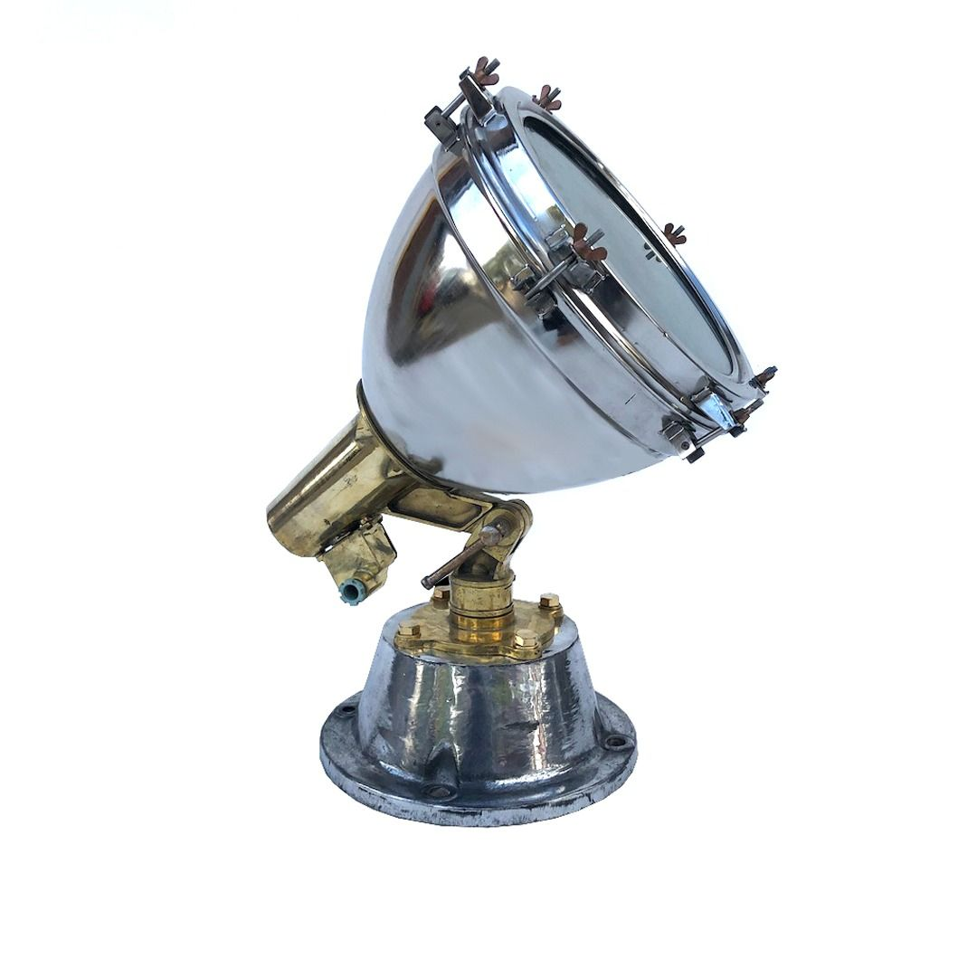 replace searchlight table lamp glass