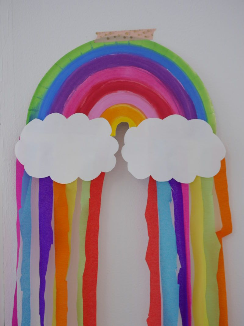 Photo of Rainbow pictures decoration