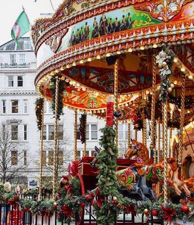 Tivoli Birmingham Al: Birmingham Christmas Market, England