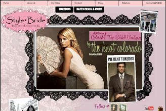 Style Bride Boutique - Pueblo, Colorado - #Mariell authorized retailer - #Colorado #bridal