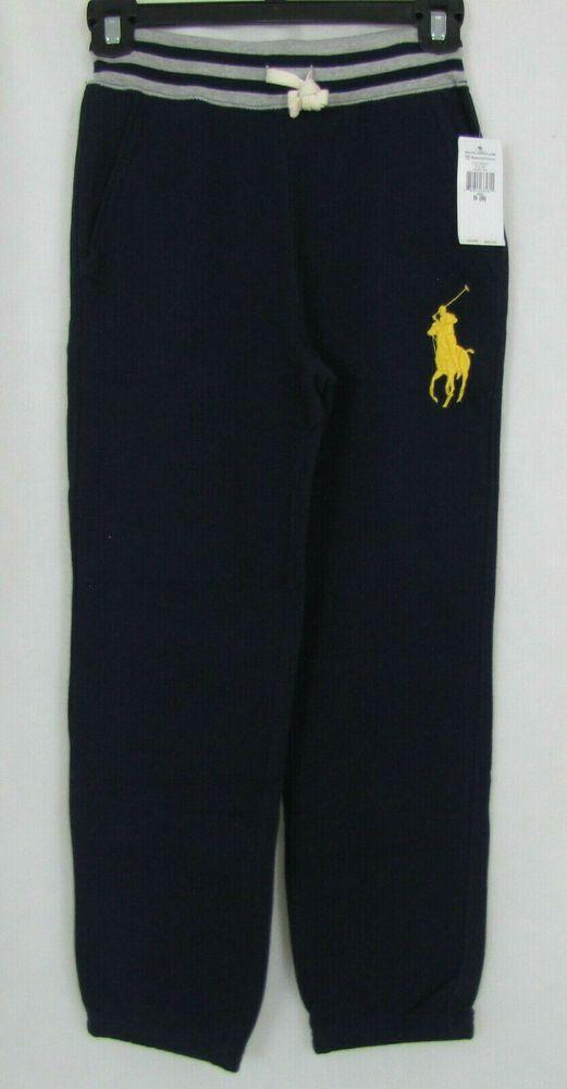 007a686cedbb Details about Polo Ralph Lauren boys pants sizes S(8) M(10-12) L(14 ...