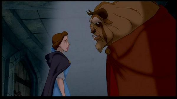 Belle Met Beast And Made A Deal To Switch Places With Her Father