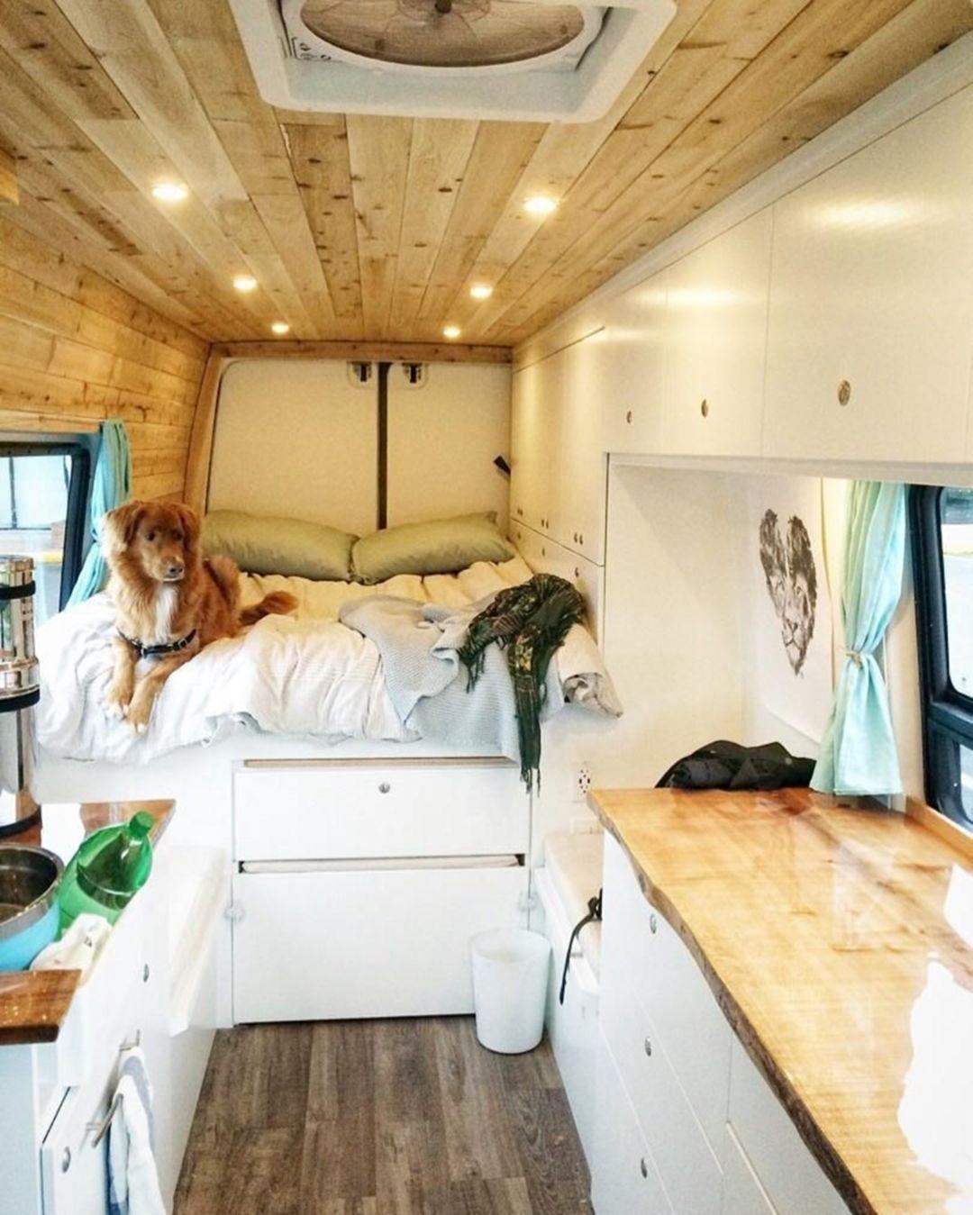 Pin by Nina on Van life  Van life diy, Camper interior, Van life