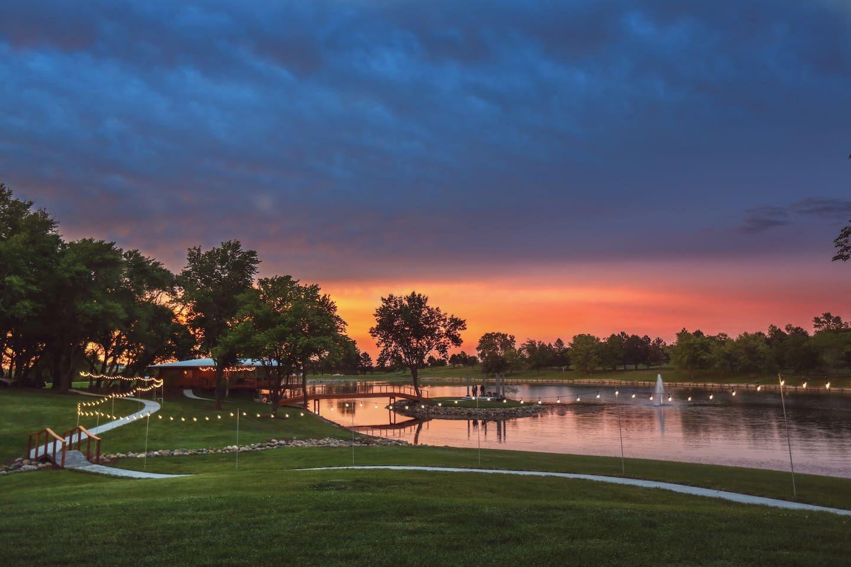 The Boathouse Cabins For Rent In Crete Nebraska United