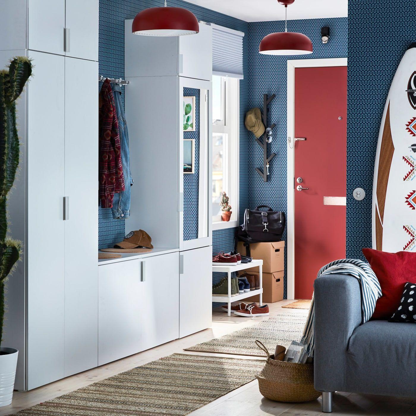 Vielseitige Flur Aufbewahrung Mit Vielen Funktionen Wohnen Room