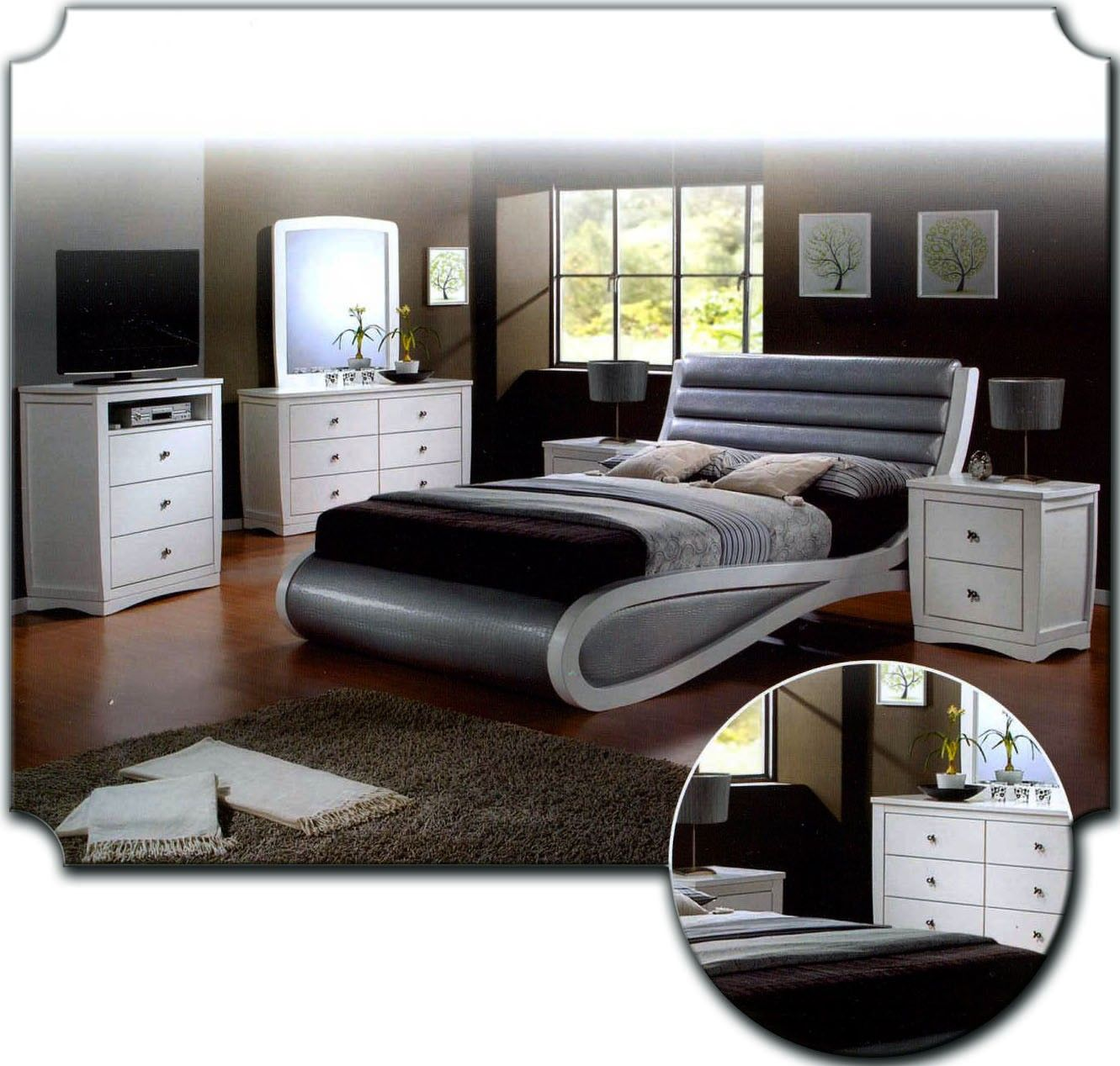 Bedroom-Ideas-For-Teenage-Guys-Teen-Platform-Bedroom-Sets ... on Teenage Room Colors For Guys  id=77469