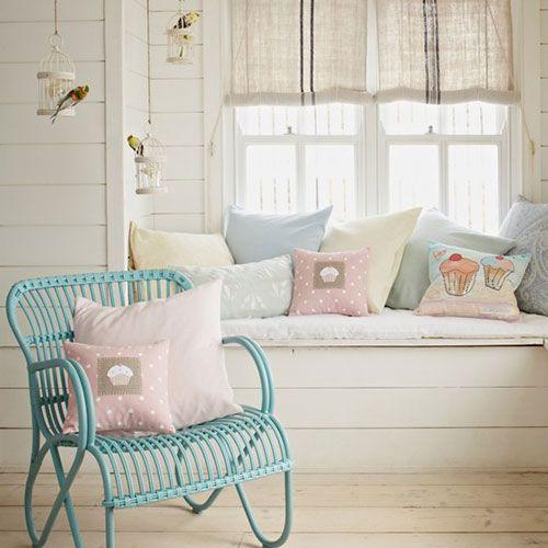 slaapkamer in pasteltinten - Google zoeken | Ideeën voor het huis ...