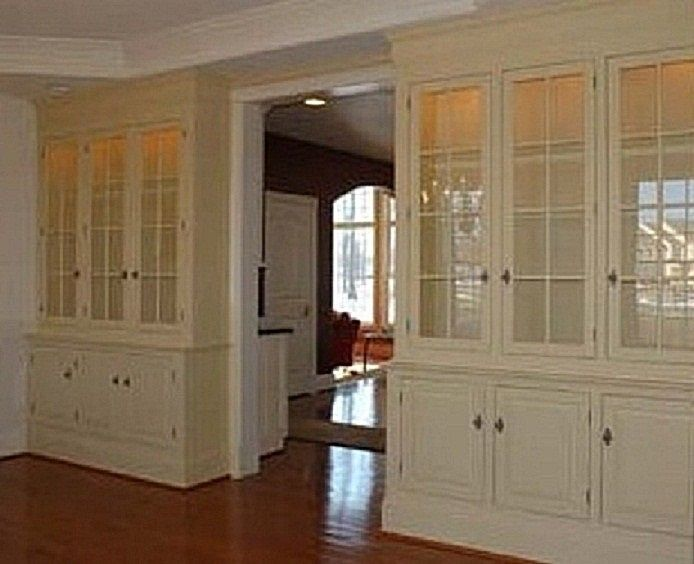 24 BOOKCASES WALL UNITS BOOKSHELVES CABINETRY CUSTOM BUILT IN NYC ...