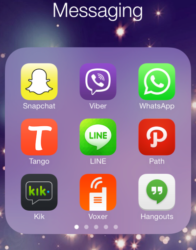 Overrun With Messaging Apps   Tech That I Love   App, Tech