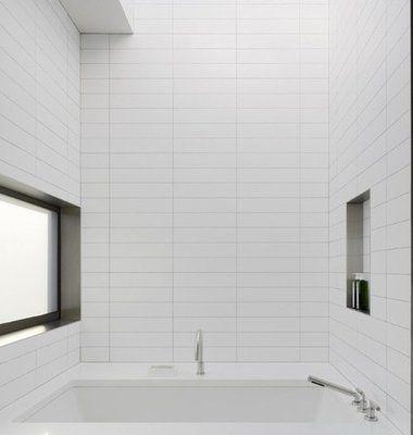 Gloss Matt White Ceramic Tiles 100 X 400 Best Quality Tile 15