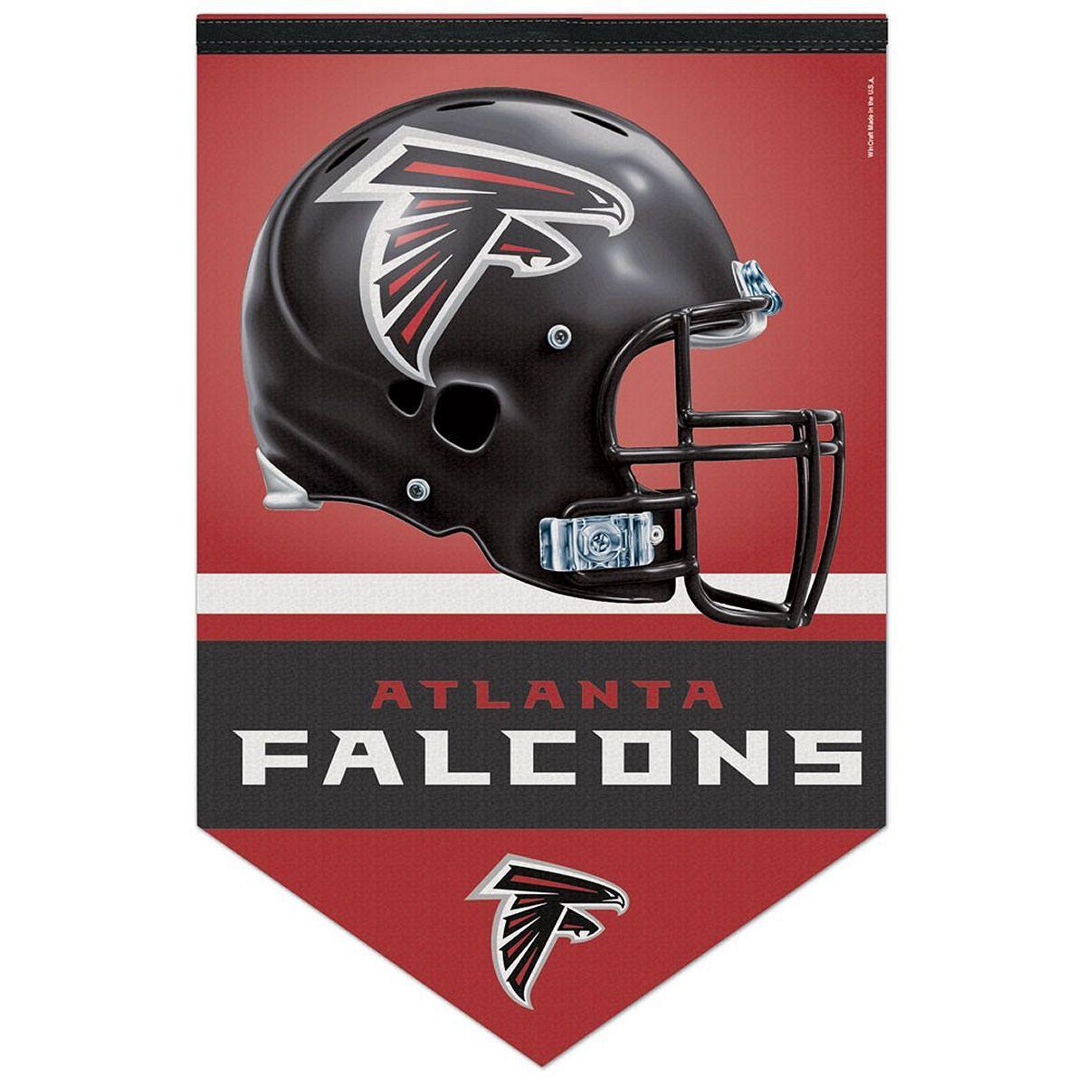 Atlanta Falcons Logo Banner And Wall Hanging 848267058262 Ebay Atlanta Falcons Gifts Atlanta Falcons Atlanta Falcons Logo